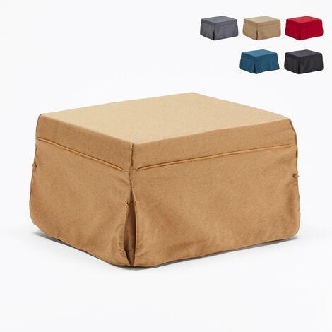 Puff prontoletto con cama plegable MORFEO