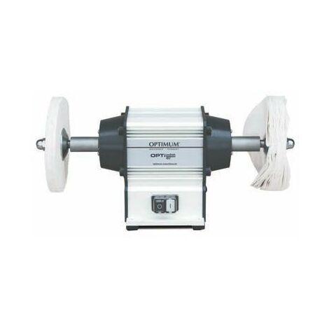 Pulidora para metales 600W/400V GU 20P OPTIMUM