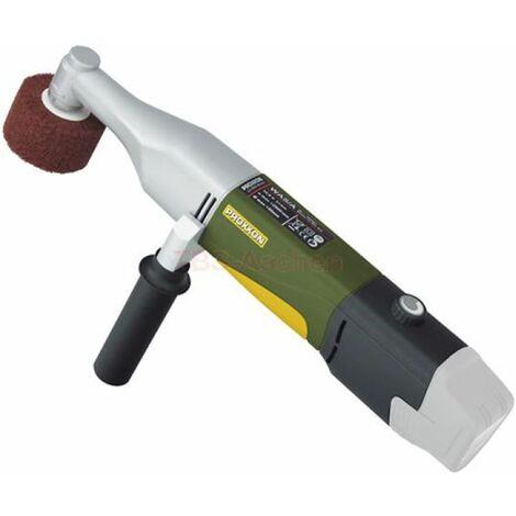 Pulidora-satinadora a batería sin cargador ni batería Proxxon WAS/A