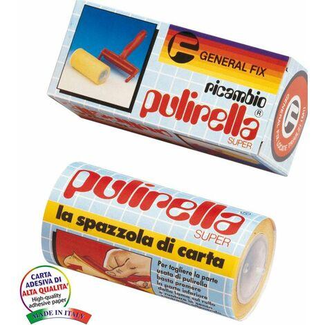 Pulirella Super de rechange en papier crêpé adhésif de haute qualité General Fix