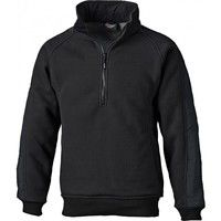 Pull camionneur Eisenhower Noir DICKIES - taille XL - EH89000XL