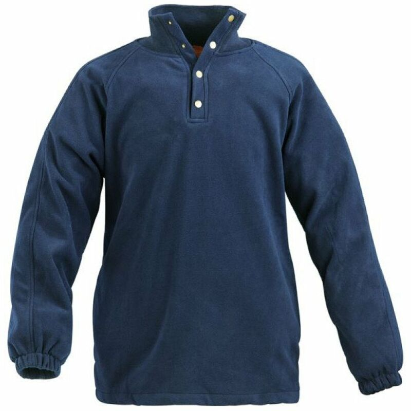Coverguard Sales(euro Protection) - pull polaire polyester 100 % 340 grs bleu taille xl 14580-bm-xl