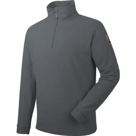 Pull polaire de travail Luca Würth MODYF anthracite