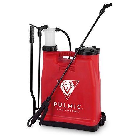 Pulmic Raptor 16 - Pulverizador Hidráulico Manual Para Aplicación De Productos Agroquímicos, Pulmic 5821