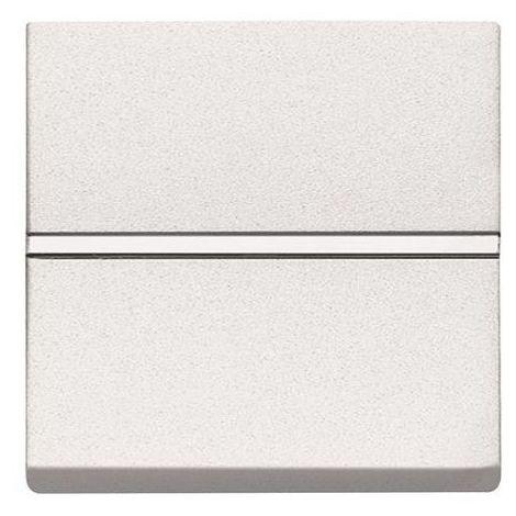 Pulsador ancho Niessen Zenit Blanco 16 A