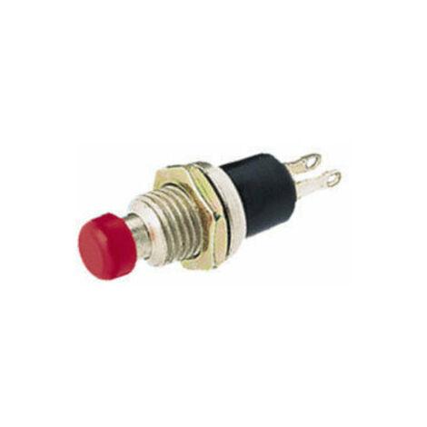 Pulsador empotrable OFF-ON abierto en reposo Electro DH 11.542 8430552061549