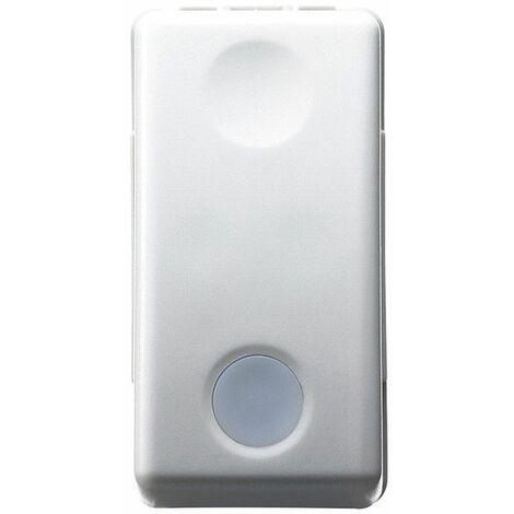 Pulsador luminoso de 1polo 10A GW20515 de Gewiss