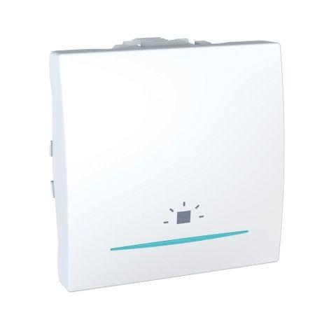 Pulsador Luz 2 mod LED localizacion Pola SCHNEIDER ELECTRIC MGU3.206.18LN