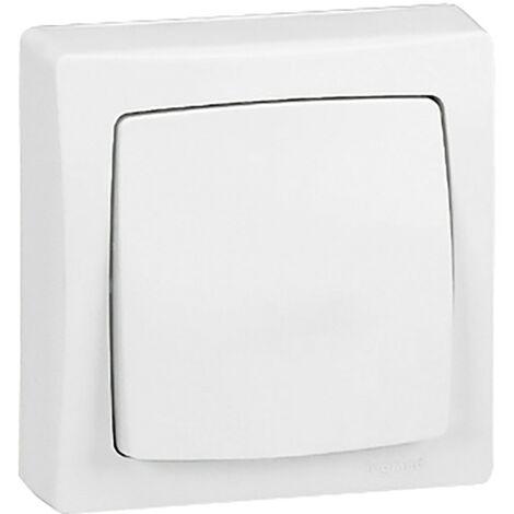 Pulsador monoblock Legrand Oteo 086006
