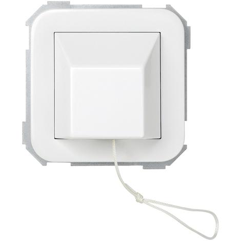 Pulsador tirador Serie 31 Blanco Nieve