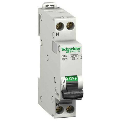 Pulsadores modulares para cuadros eléctricos