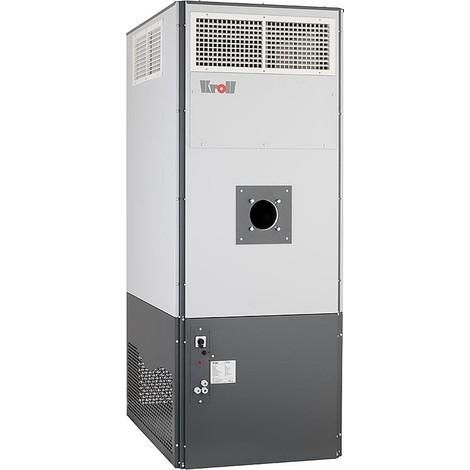 Pulseur d'air chaud fixe Kroll 95S