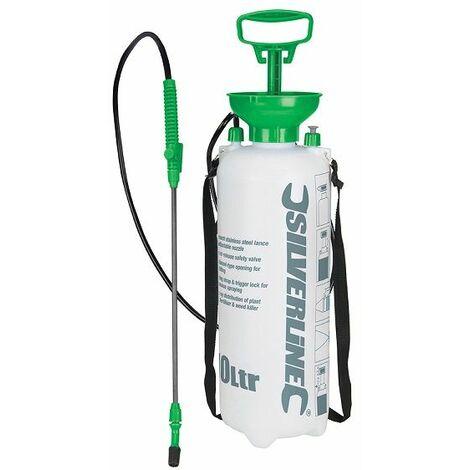 Pulvérisateur 10 L à pression préalable Silverline
