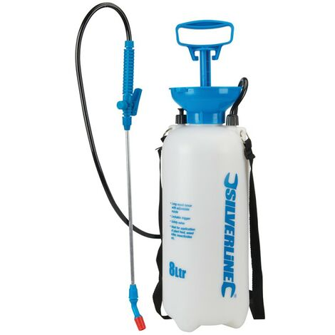 Pulvérisateur 8 L à pression préalable - 8 L