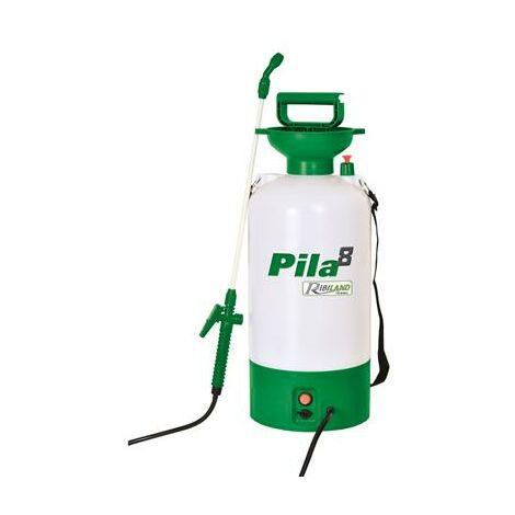 Pulvérisateur 8 litres PILA8 à batterie lithium ou manuel