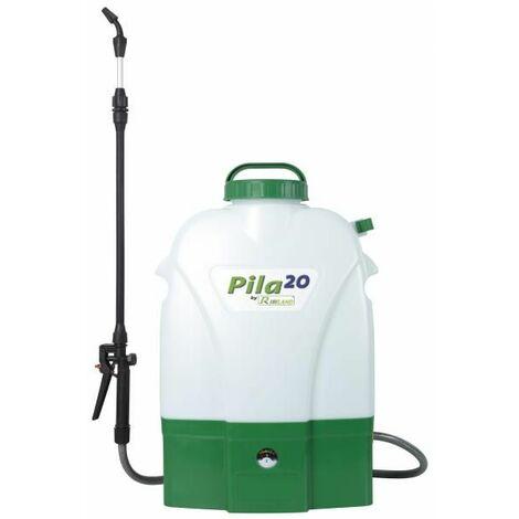 pulvérisateur à dos 20l sur batterie - prp200de - ribiland