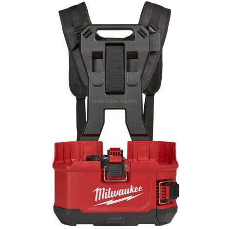Pulvérisateur à dos MILWAUKEE M18 BPFPH-401 - harnais - sans batterie ni chargeur 4933464961
