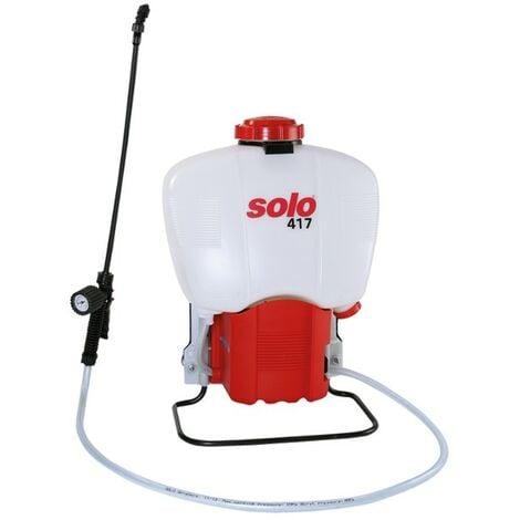 Pulvérisateur à dos sans fil Solo 417SP 18L