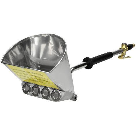"""Pulvérisateur de mortier projecteur de ciment pistolet pulvérisation 86 cm 1/2"""""""