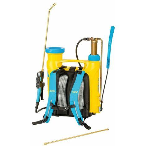 Pulvérisateur dorsal PRO 1300 - 13 L avec bretelles pro + lance d'extension 0,5m