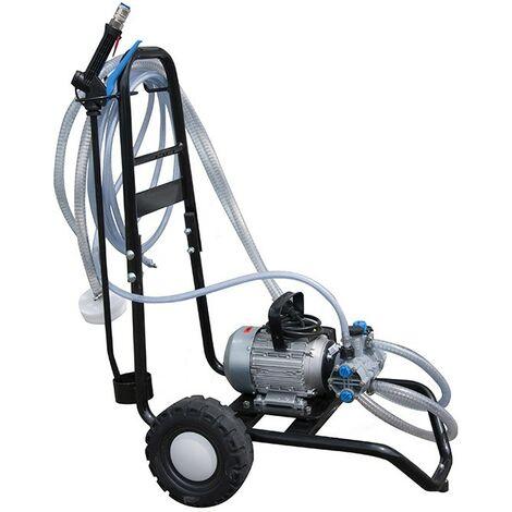 Pulvérisateur électrique Mono sprayer sur chariot mobile-Universbrico