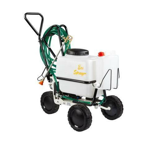 Pulvérisateur électrique sur roues 50 Litres 2x 12V 5A
