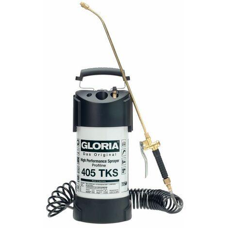 Pulvérisateur haute performance en acier oléofuge 405 TKS Profiline avec tuyau spirale - 5L