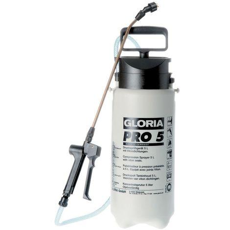 Pulvérisateur Pro 5 pour produits chimiques, hydrosolubles - 5L
