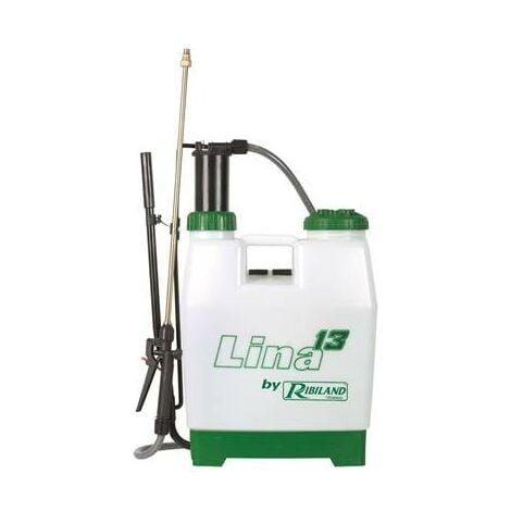 Pulvérisateur pro à pression préalable 14L - lance laiton et buse laiton