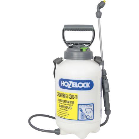 """main image of """"Hozelock Pulvérisateur à pression 7 L avec C?ne désherbant"""""""