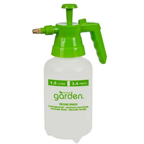 Pulverizador 1,5 Litro PresiÓn Little Garden