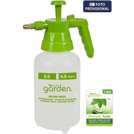 Pulverizador 2 Litros PresiÓn Little Garden
