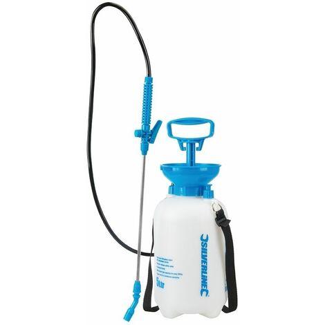 Pulverizador a presión 5 litros 5 litros SILVERLINE 675108