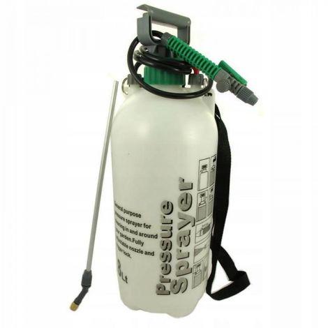 Pulverizador a presión Pulverizador 8l con lanza