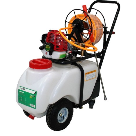 Pulverizador Atomizador 2T 50L Gasolina