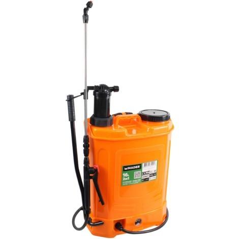 Pulverizador Bateria Litio 16Lts Reforzada