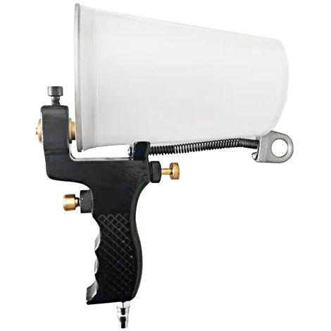 Pulverizador con aire FRP plastico reforzado con fibra de arma Gel Coat volcado pulverizador Resina herramientas de pintura Held Boquilla Regualator Mano