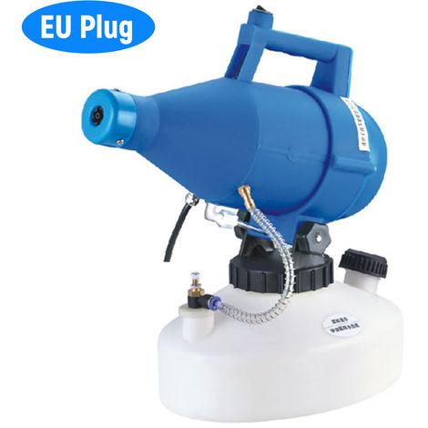 Pulverizador de atomizador de volumen portatil ULV Fogger electrico, 4.5L