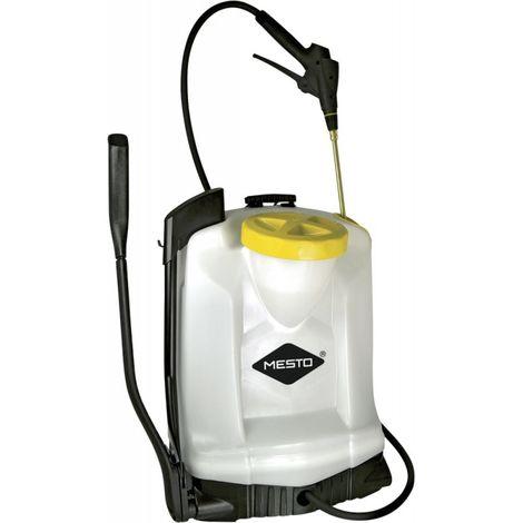 Pulverizador de dorso 12 litros RS 125 , plástico bomba