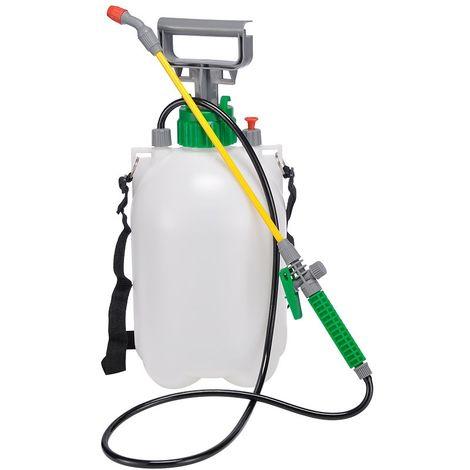 Pulverizador de presión 4L 2,2 bar