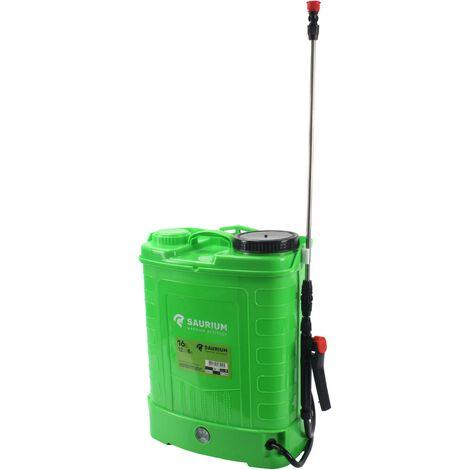 Pulverizador de Presión a Batería, 16L - SAURIUM®