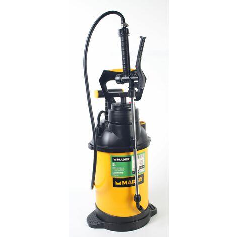 Pulverizador de Presión para Productos Químicos - 5L - c/manometro - Kingjet®