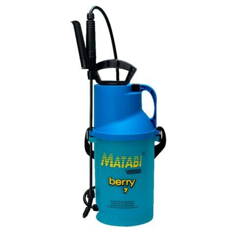 Pulverizador de presion previa MATABI BERRY 7 (5 litros utiles)
