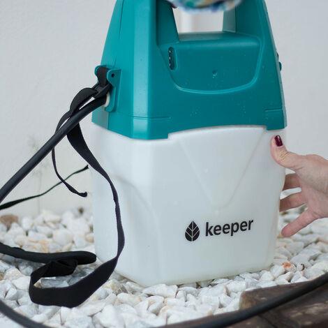 PULVERIZADOR ELECTRICO KEEPER FOREST 5
