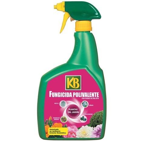 Pulverizador Fungicida Polivalente Kb 750 ml
