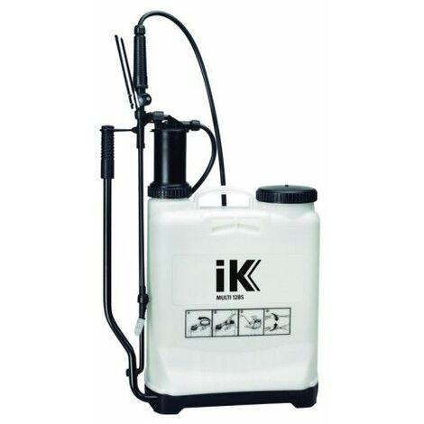 Pulverizador Industrial 12,8Lt Presion Retenida Ik Ik Multi-12Bs
