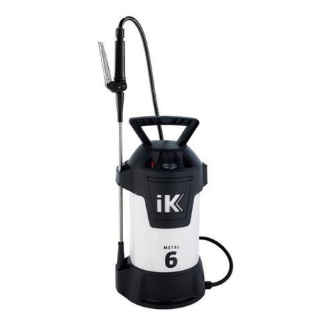 Pulverizador Industrial 6Lt Presion Previa Ik Acero Ik Metal 6