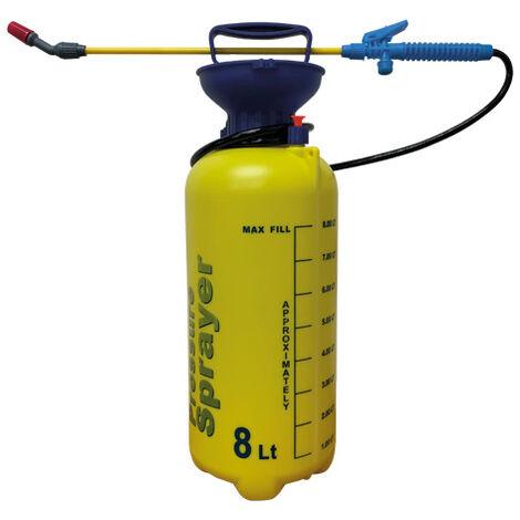 Pulverizador Manual, Capacidad 8 litros - Bricoferr
