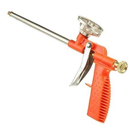 Pulverizador manual de expansión de espuma de poliuretano de metal plástico profesional de 10 l / min para sellador de vidrio