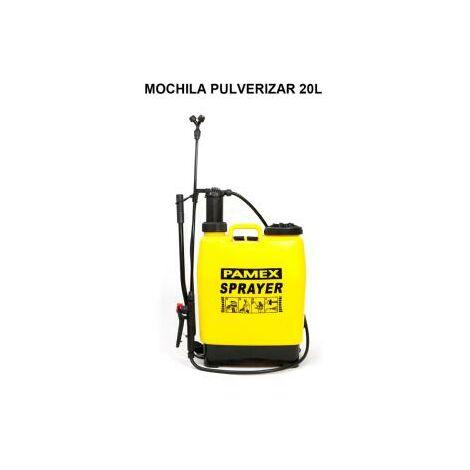 Pulverizador mochila 20 litros